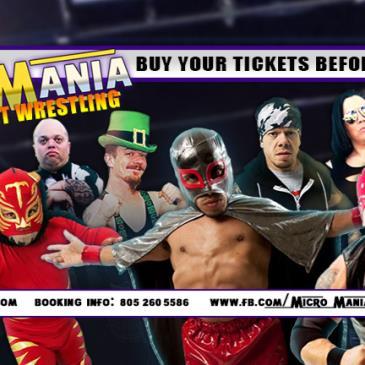 Micro Mania Midget Wrestling (POSTPONED)-img
