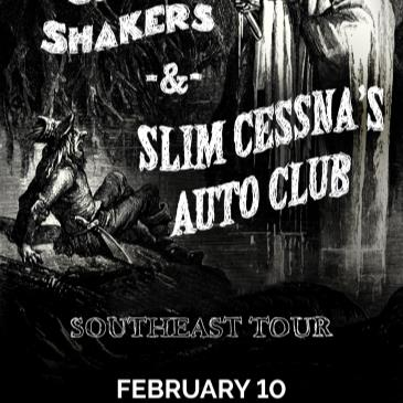 Legendary Shack Shakers and Slim Cessna's Auto Club-img