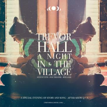 Trevor Hall - A Night in The Village: Main Image