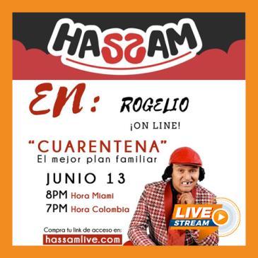 HASSAM LIVE EVENT!
