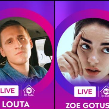 LIVE - ZOE GOTUSSO Y LOUTA