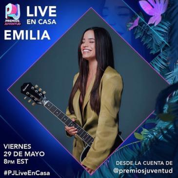 LIVE - EMILIA