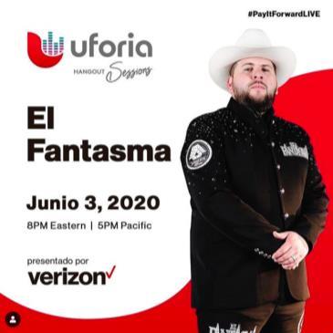 LIVE - EL FANTASMA