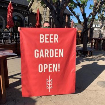 JOSEPH OLIN in Beer Garden-img