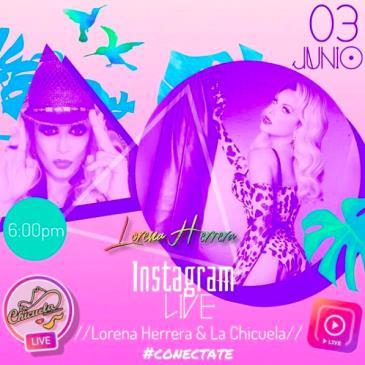 LIVE - LORENA HERRERA
