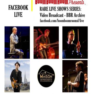 BEST of BBR PRESENTS *BluePlateSpecial* (FB Live) Medeski+-img