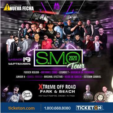 POSTPONED-SMO TOUR 2020: Main Image