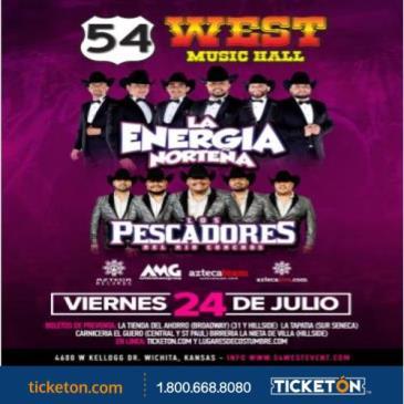 LA ENERGIA,LOS PESCADORES