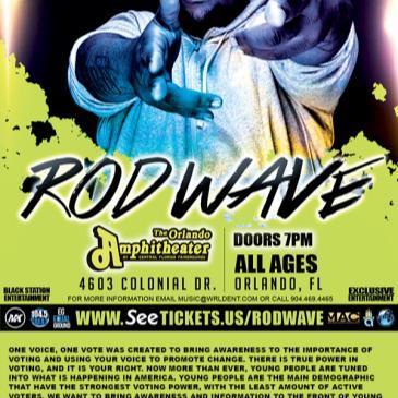 Rod Wave - Orlando, FL-img