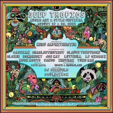Deep Tropics | Music, Art & Style Festival: Main Image