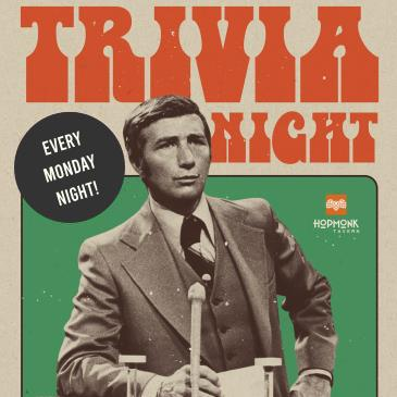 Trivia Night (every Monday): Main Image