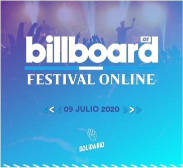 LIVE - FESTIVAL ONLINE: Main Image