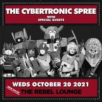 The Cybertronic Spree (Moved to Rebel Lounge): Main Image