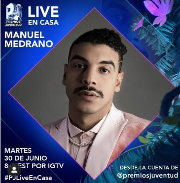 LIVE - MANUEL MEDRANO: Main Image