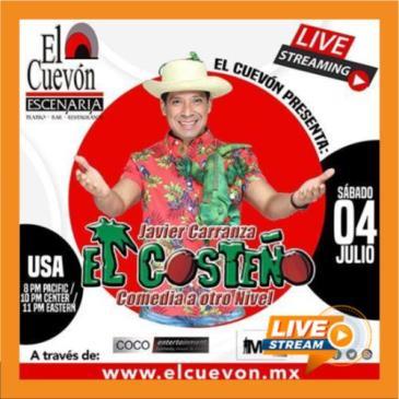 EL COSTEÑO LIVE EVENT!