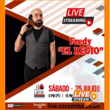 EL REGIO LIVE EVENT!