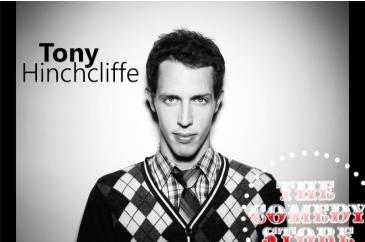 Cancelled: Tony Hinchcliffe SUNDAY 7:30: Main Image