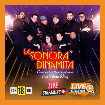 SONORA DINAMITA LIVE STREAMING