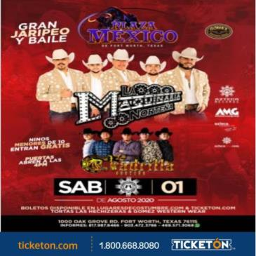 LA MAQUINARIA NORTENA, FORT WORTH