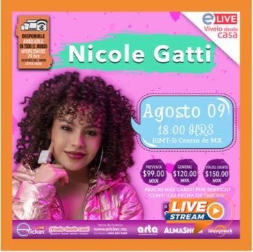 NICOLE GATTI: Main Image