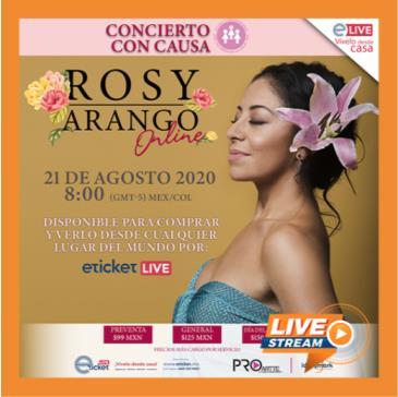 ROSY ARANGO: Main Image
