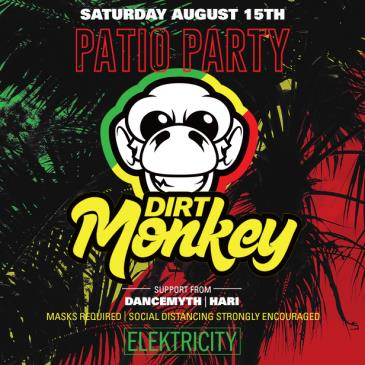 DIRT MONKEY PATIO PARTY: Main Image