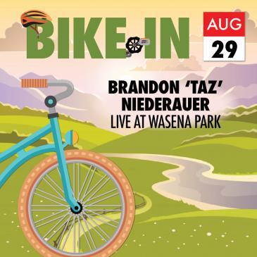 """5PTS Outdoors w. BRANDON """"TAZ"""" NEIDERAUER at Wasena Park: Main Image"""