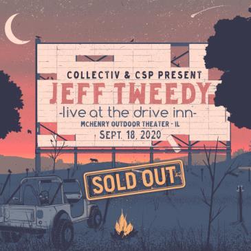 Sept 18 - Live at the Drive Inn / Jeff Tweedy Band: Main Image