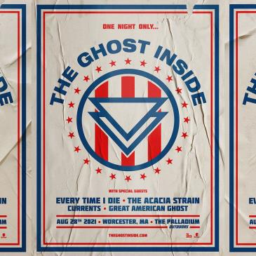 THE GHOST INSIDE:
