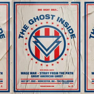 THE GHOST INSIDE: Main Image