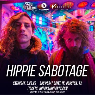 NO PARKING ON THE DANCE FLOOR FT. HIPPIE SABOTAGE - HOUSTON: Main Image