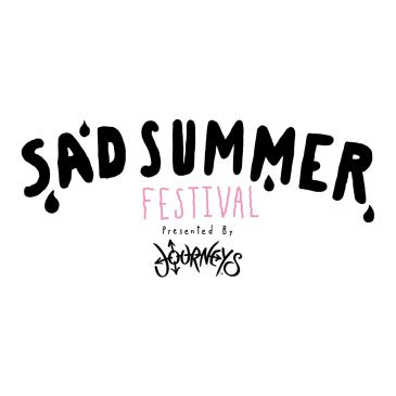 SAD SUMMER FESTIVAL PRESENTED BY JOURNEYS: Main Image