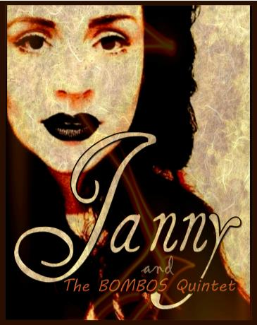 JANNY and THE BOMBOS QUINTET: Main Image