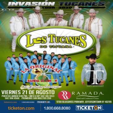 CANCELADO - LOS TUCANES DE TIJUANA: Main Image
