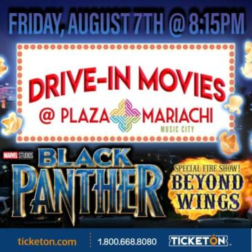 DRIVE  IN MOVIES AT PLAZA MARIACHI: Main Image