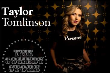 Outdoor Comedy ~ Taylor Tomlinson THURSDAY: Main Image