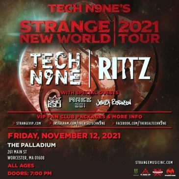 TECH N9NE: Main Image