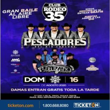 LOS PESCADORES,PENA BLANCA: Main Image