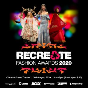 Recreate Fashion Awards 2020