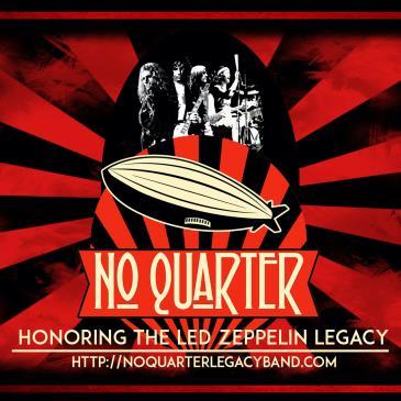 No Quarter: Led Zeppelin Tribute @ HI-FI Annex: Main Image
