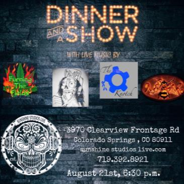 Dinner and a Show With The Knotch CD Release Party-img