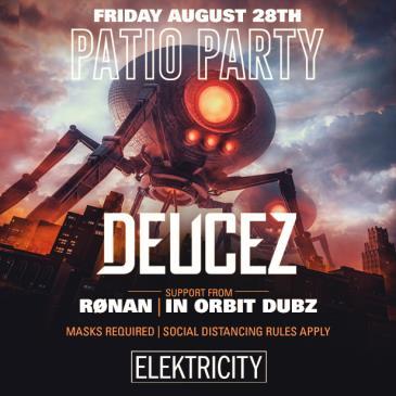 DEUCEZ PATIO PARTY: Main Image
