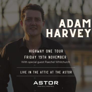 Adam Harvey: Highway One Tour-img