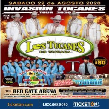 CANCELADO -LOS TUCANES DE TIJUANA: Main Image