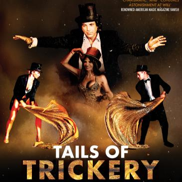 TAILS OF TRICKERY DINNER AND MAGIC SHOW