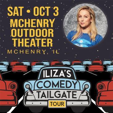 Iliza's Comedy Tailgate Tour: Main Image