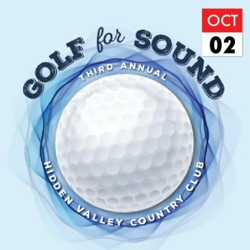 Golf For Sound 2020: Main Image