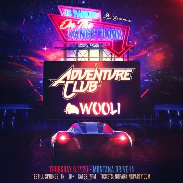 NPOTDF FT. ADVENTURE CLUB - TENNESSEE: Main Image