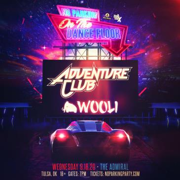 NPOTDF FT. ADVENTURE CLUB - TULSA: Main Image