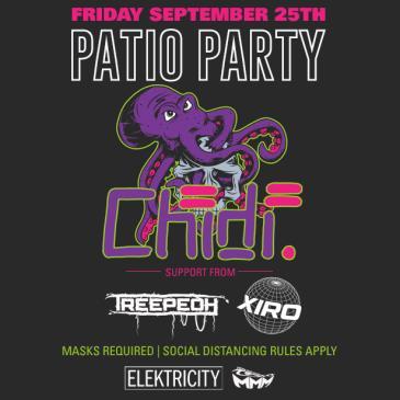CHIDI. & FRIENDS: PATIO PARTY: Main Image